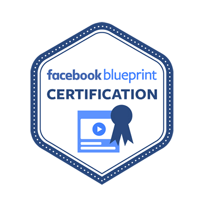Logo Facebook Blueprint